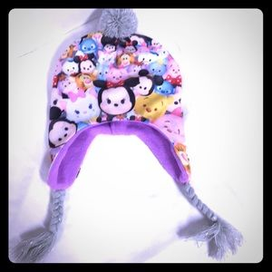 Tsum tsum winter hat